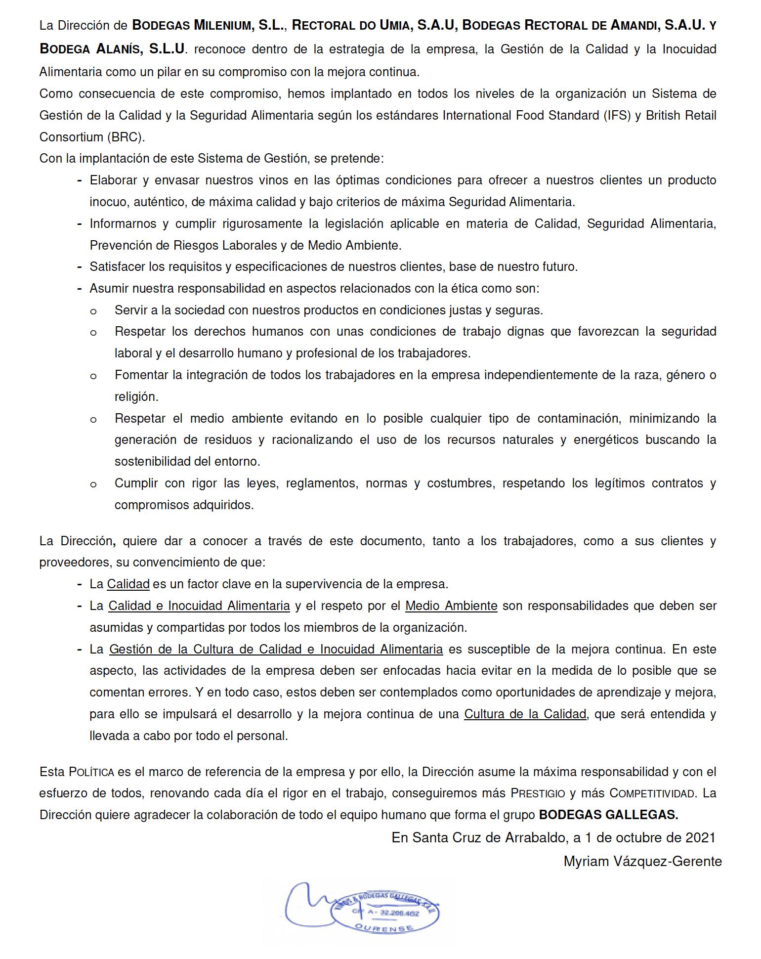 politica-calidad-bodegas-gallegas-2021